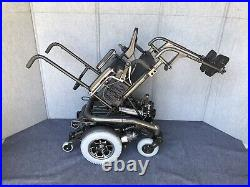 0 mile Quickie S-646SE 8.5 MPH, Power Tilt. NEVER USED. DELIVERY POSSIBLY, Ask