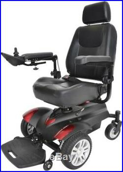12 V Lead-Acid Battery Transportable Motorized Wheelchair Mobility Power Chair