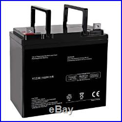 12V 55Ah Jazzy Select 14 XL Jet 1 HD 2 10 12 Power Chair Battery brand product