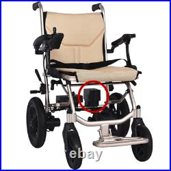 1PC Battery for Electric Motorized Wheelchair Medical Mobility Aid Lightweight
