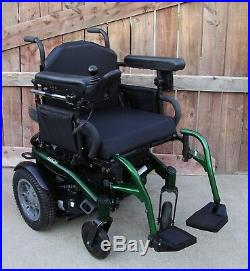 2015 QUICKIE S636 fast 6.5 mph WHEELCHAIR POWER Elevate & TILT NEW Batteries