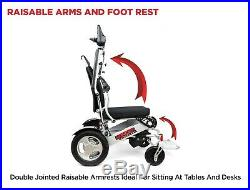 2019 D09 Dual Motor Dual Long Range Battery No. 1 Best Rated Electric Wheelchair