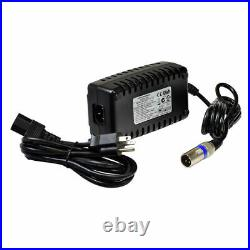 24 Volt 5.0 Amp XLR Battery Charger works with multiple Power Wheelchairs NEW
