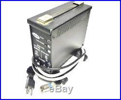 24 Volt 8 Amp Connector XLR Battery Charger for Invacare Power Wheelchairs