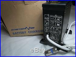 24 Volt 8 Amp Connector XLR Battery Charger for Most Power Wheelchairs 110 Volt