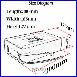 36/48/52/60V Electric Scooter Lithium Battery for Bike Wheelchair Bicycle Trike