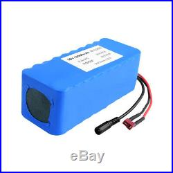 36V 10Ah 4S10P 18650 Li-ion Battery Pack 12.6V For Electric Bicycle Wheelchair
