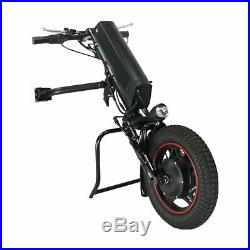 36V 250W Electric Wheelchair Tractor Shock Absorber Attachment Kit+10AH Battery