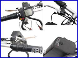 36V 250W e-Tractor Attachment Handbike Kits+9AH Battery For Electric Wheelchair8