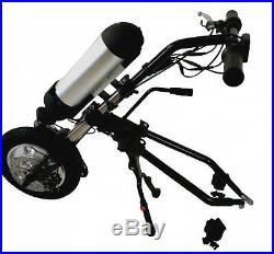36V350W 12 x 2.125 Wheel Electric Attachable Handcycle for Wheelchair GEN2