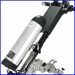48V 350W Electric Handcycle Attachable for e-Wheelchair + 10AH Battery