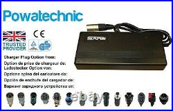 48V 54.6V 3A Lithium Battery Charger Electric Bikes Scooters Wheelchair Golf