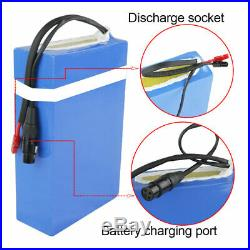 60V 20AH Lithium Electric Bike Battery for 1000W 1200W E Scooter Wheelchair