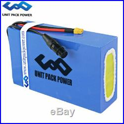 60V 28Ah Lithium ion Battery Pack Electric Wheelchair Scooter Ebike ICR35E cell