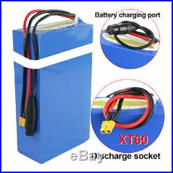 72V 38.5AH Lithium Battery For 3000W 5000W Electric Scooter Tricycle Wheelchair