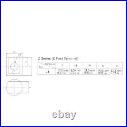AB12750 12V 75Ah Jazzy 1104 1120 1170 XL Plus 1650 Scooter Power Chair Battery