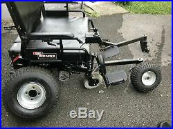 BIG BOUNDER CONVENTIONAL STYLE POWER WHEELCHAIR Serial # 05462 New Batteries