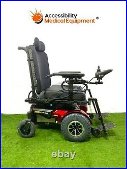 Bariatric Pride Jazzy 1450 Power Chair with Batteries and Tilt