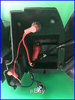 Battery Box Assembly for the Pride Revo Electric Mobility Scooter #D281