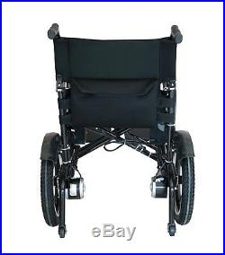 Best Foldable Lightweight Heavy Duty Lithium Battery Electric Power Wheelchair