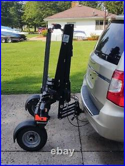 Bruno Chariot Electric Wheelchair / Scooter Lift, for Your Car, Van or Truck