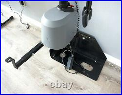 Bruno Curb-Sider VSL-672 Wheelchair Power Chair Lift with Remote