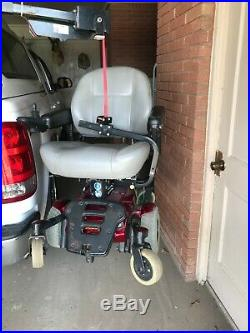Bruno Electric wheel chair lift / additional battery available