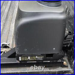 Bruno VSL-6000 Curbside Power Wheelchair Lift 2019 COMPLETE AND WORKS WELL