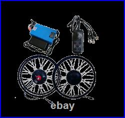 CNEBIKES 24V/180W 16ah Electric Wheelchair Handcycle Conversion Kit With Battery