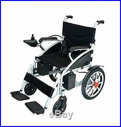 ComfyGo 2019 Premium Battery Upgraded Mobility Chair Power Wheelchair