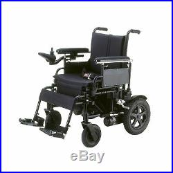 Drive Cirrus Plus EC Folding Power Wheelchair Battery Dad And Remote Not Wo