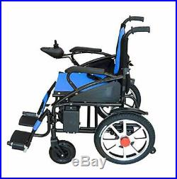 Durable Foldable Motorized Lithium Battery 2019 Upgraded Wheelchair