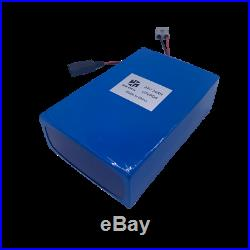 EBIKE BATTERY LITHIUM 24V 24AH LiFePO4 Charger Rechargeable Electric Wheelchairs