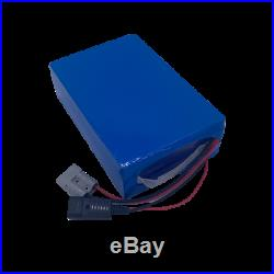 EBIKE Batteries LiFePO4 Lithium 24V24AH Charger Rechargeable Electric Wheelchair