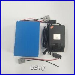 EBIKE Lithium LiFePO4 24V 24AH Battery 5A Charger Electric Wheelchairs Scooters