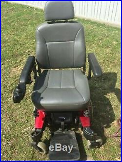 ELECTRIC WHEELCHAIR PRONTO M51 with NEW BATTERIES