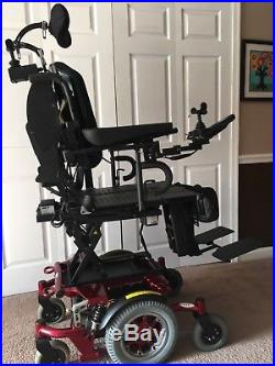 Electric Power Wheelchair. Loaded with Features. Comes with battery charger