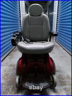 Electric Scooter Wheel Chair Jet 3 Ultra Power Chair Red/Gray battery operated
