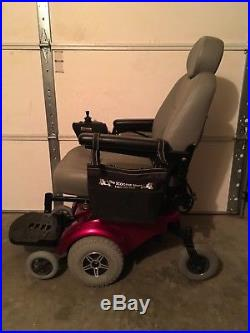 Electric Wheel Chair Jet 3 Ultra Power Chair Excellent condition withNew Battery