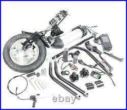 Electric Wheelchair Conversion Kit 36V 250W with 36V 8.8AH Li-ion Battery