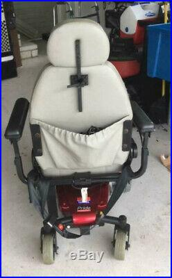 Electric Wheelchair Pride Select GT 2 months used new batteries