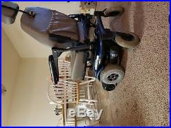 Electric wheelchair JET3. With 2 new batteries