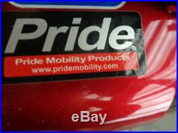 Estate Pride Mobility Jazzy Select Power Wheelchair Scooter New Batteries