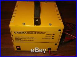 Gamma 24V 8A Classic battery Charger For Power Chair Wheelchair