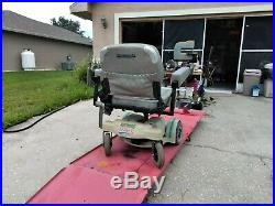 HOVEROUND MPV5 POWER WHEELCHAIR with New BATTERIES 4/2020