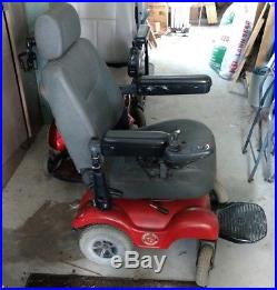 Heartway Rumba Electric Wheelchair Power Chair + Power Charger New Batteries