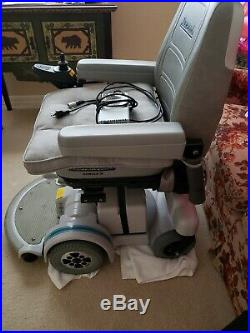 Hover Round Mpv5 Electric Motorized Wheelchair New Battery And Charger