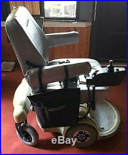 Hoveround MPV4 Motorized Wheelchair plus new batteries