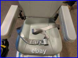Hoveround MPV5 Electric Power Chair Wheelchair Mobility Scooter NEW BATTERIES