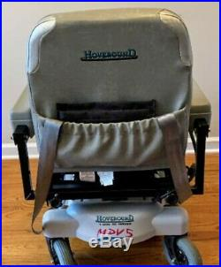 Hoveround MPV5 Electric Wheelchair Brand New Batteries Excellent Condition